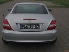 Mercedes-Benz SLK 200 K AUT/AIRSCARFT/PDC/LEDER/2.Hd