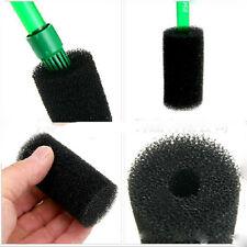 Popular 2x Aquarium Fish Tank Black Cotton Filter Foam Sponge Pond Protector