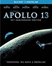 Apollo 13 (Blu-ray Disc, 2015, 20th Anniversary Edition Includes Digital Copy U…