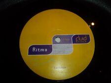 """RITMO - Perfected Technik - 2000 UK 2-track 12"""" Vinyl Single"""