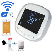 Termostato Wifi thermostat Alexa Boiler underfloor Heating Smart Room thermostat