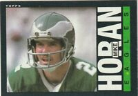 FREE SHIPPING-MINT TO NRMINT--1985 Topps Mike Horan #130 EAGLES PLUS BONUS CARDS