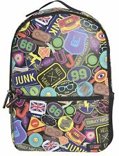 Urban Junk PATCHES  Backpack