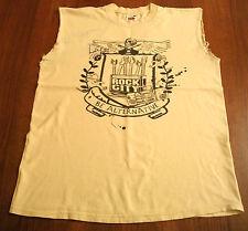 MOTORHEAD 1987 Original Vintage T-Shirt signed LEMMY  - SUPER RARE