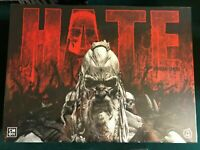 HATE board game - CMON Kickstarter Tyrant Pledge NEW SEALED