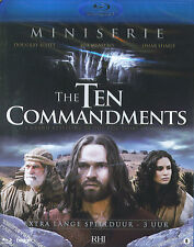 The Ten Commandments (with Omar Sharif) (Blu-ray)