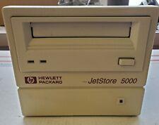 HP JetStore 5000 External Tape Drive Model C1524A