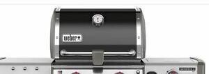 """Weber Gas Grill Genesis II E-240 Black Hood Lid """"only""""  66430  *****"""