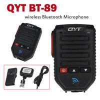 BT-89 Wireless Bluetooth Microphone Speaker for Car Mobile Radio KT-8900D/7900D