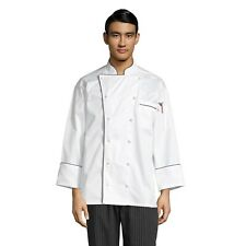 Versailles 0453Ec 100% Egyptian Cotton Executive Chef Coat Xs-3Xl Free Shiping