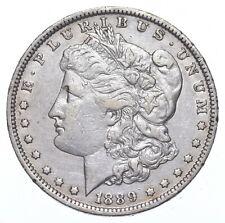 Early 1889-O Morgan Silver Dollar - 90% US Coin *290