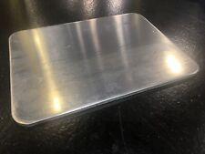 """Aluminum Plate .25"""" x 9.25"""" x 7"""""""