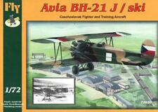 Avia bh-21 J/sci (cecoslovacca AF MARCATURE) #72020 1/72 FLY