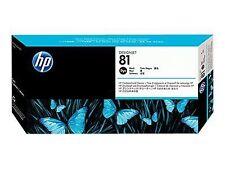 C4950A HP DesignJet 5000 No 81 Dye Printhead& Cleaner Black