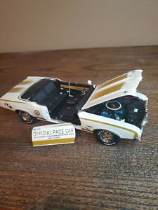 Franklin Mint 1972 OLDS 442 Hurst Indy Pace Car Limited Edition