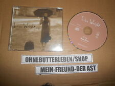 CD Jazz Lizz Wright - Fire (2 Song) Promo VERVE FORECAST