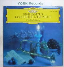 DJ 004433-Cinq célèbres concertos pour trompette-EX LP