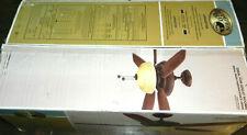 NEW Hampton Bay Langston 60 in. Indoor Ceiling Fan w/ Light Kit 165342 FREE SHIP