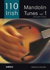 110 Irish Mandolin Tunes with Guitar Chords Waltons Irish Music Books 000634226