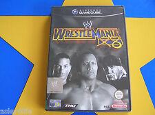 WWE WRESTLEMANIA X8 - GAMECUBE - Wii Compatible