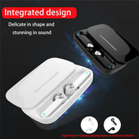 BE36 Bluetooth 5.0 Earphone Touch Control Auto Pairing Portable TWS Headset Half