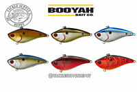 Booyah Lipless Crankbait One Knocker Rattling 1/2oz - Pick