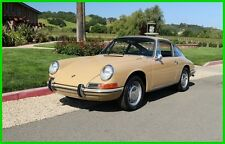1967 Porsche 912 SHORT-WHEELBASE 912 COUPE