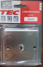 TEC - 1G 1x400W 1W 2W or Multi-way Remote/Touch Matt Chrome - ISI401M
