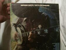 ARTHUR SMITH BATTLEING BANJOS 1974 RECORD MONUMENT Z 322259