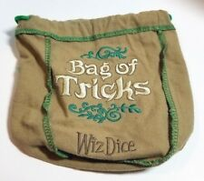 Bag of Tricks, Large Dice Bag (No Dice) fits 200+ Dice (Brand of Bag of Holding)
