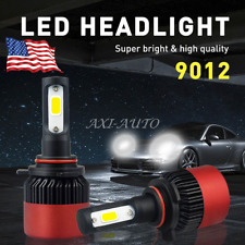 16000LM 9012 LED Headlight for Ford Edge 2011-2014 Taurus 13-2016 High Low Beam