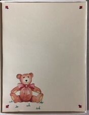 """Paperdirect Teddy Bears Printable Paper 90 Sheets 8.5"""" x 11"""" USA Open Box"""