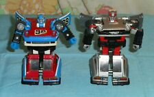 original G1 Transformers autobot BLUESTREAK + SMOKESCREEN lot (no weapons)