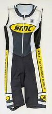 Desoto Tri Suit South Mountain Cycles Triathlon  Swimming Padded  Made in USA