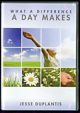 What a Difference A DAY MAKES DVD Jesse Duplantis Wake Up to New Dawn of Victory