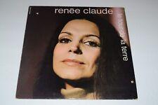 Renée Claude~Le Tour De La Terre~1969 French Vocal Pop~Canadian IMPORT~FAST SHIP