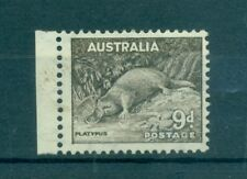 Platypus-Platypus Australia 1937/1949 common Stamp 9d