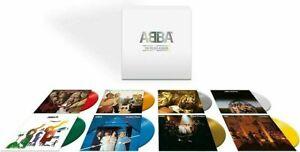 Abba - Studio Albums Box Set 8LP (Limited Edition Coloured Vinyl) sealed 2020