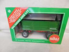 SIKU WELGER TIPPING TRAILER 2967 MIB 1:32