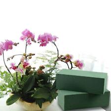 brick dry floral foam for silk or artificial flowers wedding bouquet holder CGHN