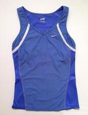 NIKE FIT DRY Women's Tank Top Size MEDIUM 8-10 Tennis Gym Running Workout