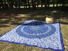 Hippie Mandala Tapestry Elephant Tapestry Indian Wall Hanging Large Tapestry Art
