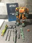Fansproject Revolver Core Warbot WB004 Transformers 3rd Party Roadbuster For Sale