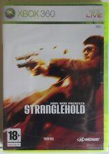 Stranglehold. Xbox 360. Nuevo. Fisico. Pal Es