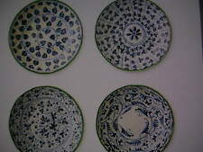 WILLIAMS SONOMA AERIN SEVILLE MIXED DIPPING BOWLS STONEWARE NIOB WITH TAGS