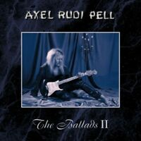"AXEL RUDI PELL ""THE BALLADS 2"" CD NEW!"
