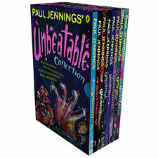 Paul Jennings Unbeatable Collection 8 Book Set in Slipcase