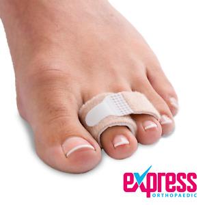 Toe Splint Buddy Loop / Toe Strap Straightener, Broken Toe / Hammer Toe (6UNITS)