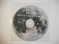 WILLY MOON : I WANNA BE YOUR MAN ♦ CD SINGLE PORT GRATUIT ♦
