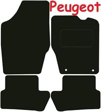 Peugeot 307sw Tailored car mats ** Deluxe Quality ** 2008 2007 2006 2005 2004 20